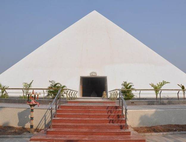 Padma Pyramid Meditation Center