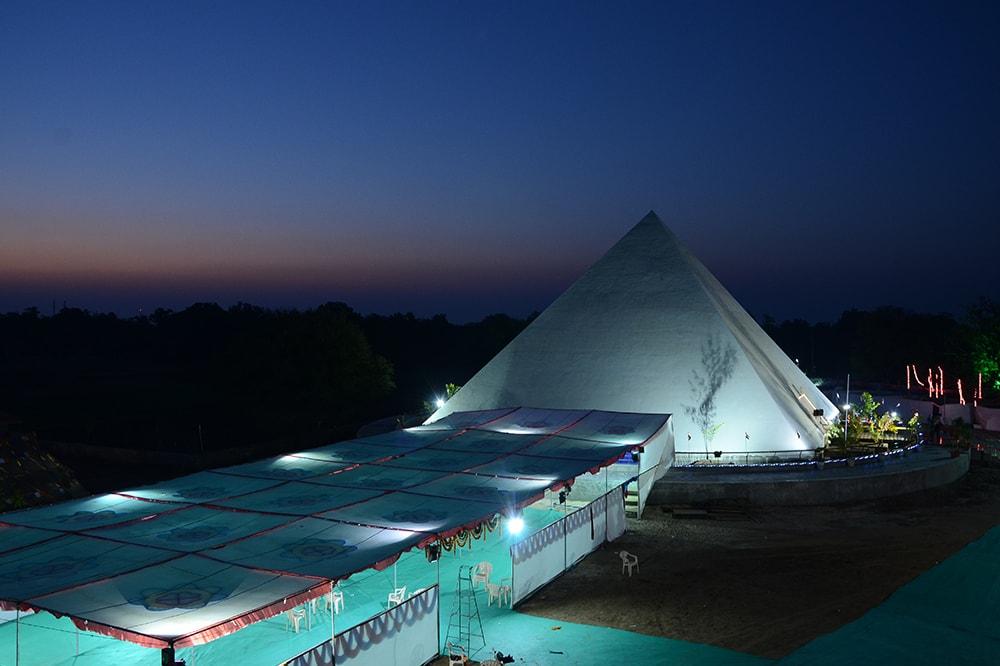 Padma Pyramid Meditation Center